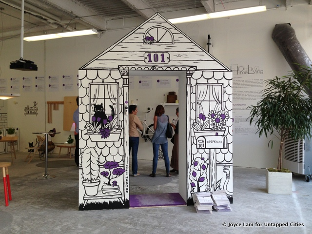 Future of Home living PSFK Untapped Cities