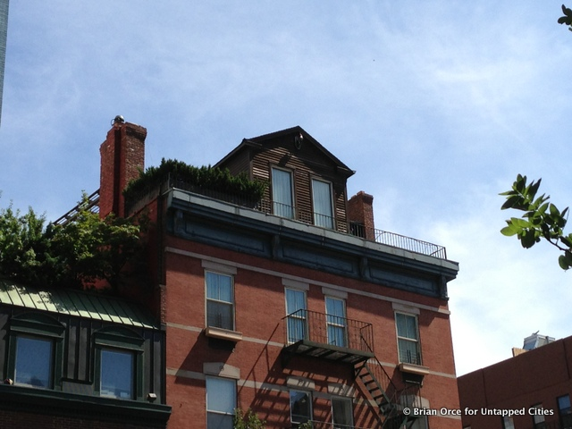 House on top of Apartment-Wood-13th and 3rd Avenue-Kiehls-Untapped Cities-East Village-003