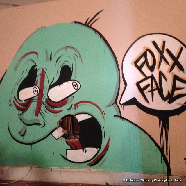 FoxxFaces-Street Art - East Village -NYC- Untapped Cities - Christopher Inoa