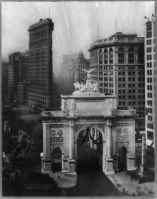 Victory Arch-Flatiron District-NYC-Untapped