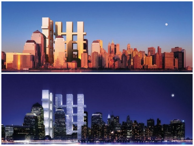 The NYC That Never Was 1 WTC And Competition For