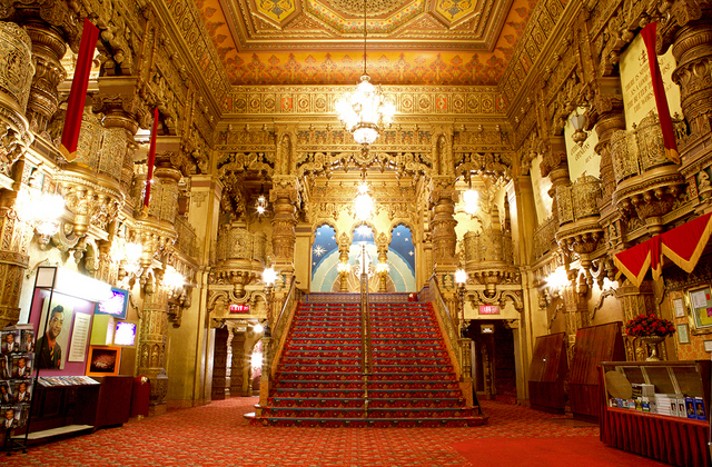 United Palace Theatre-175th Street-Loew's Interior-Washington Heights-NYC